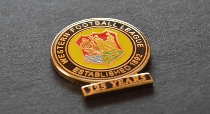 125 Pin Badge.