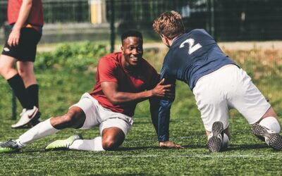 Government issues guidance on a return to team sports, including grassroots football