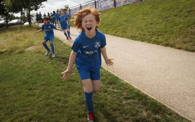 Guidelines for the return of outdoor competitive grassroots football