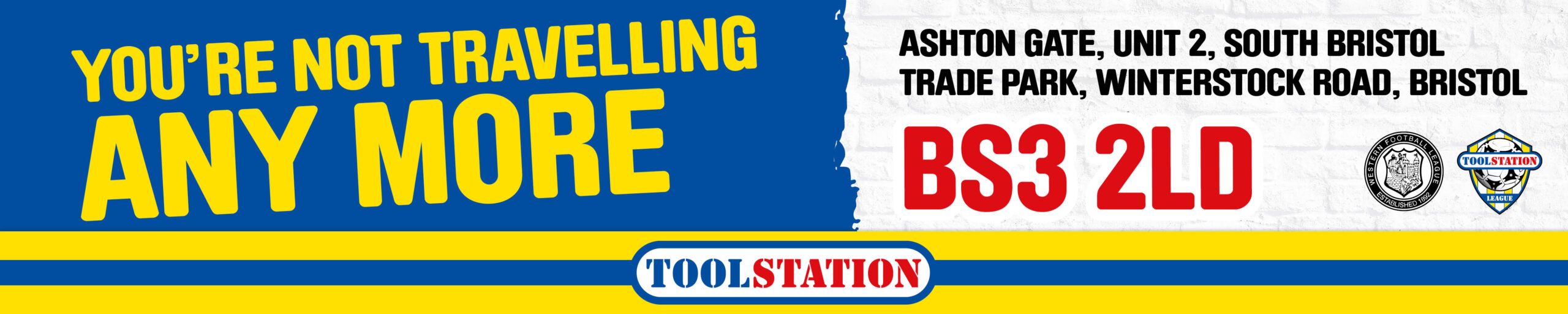 Ashton Gate Toolstation