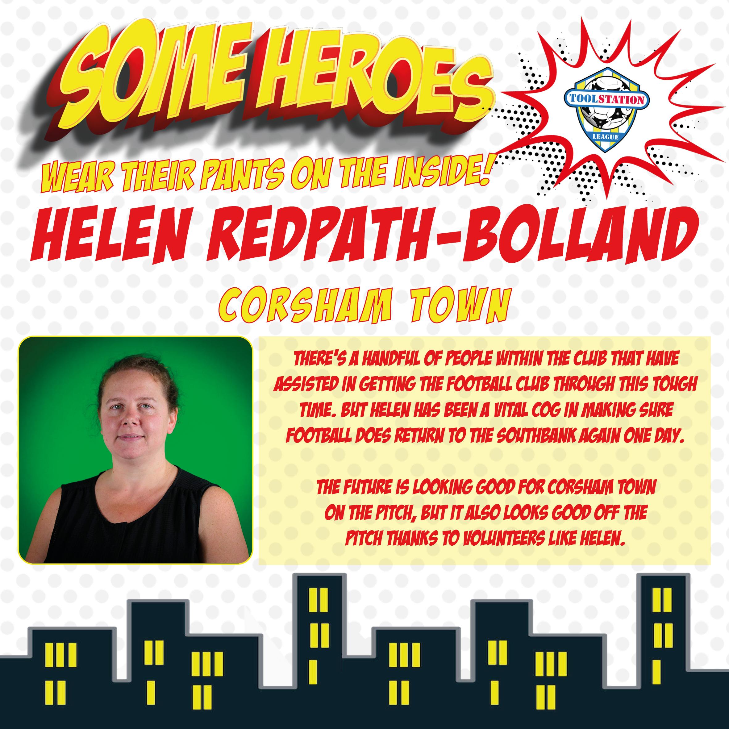 Helen Redpath-Bolland