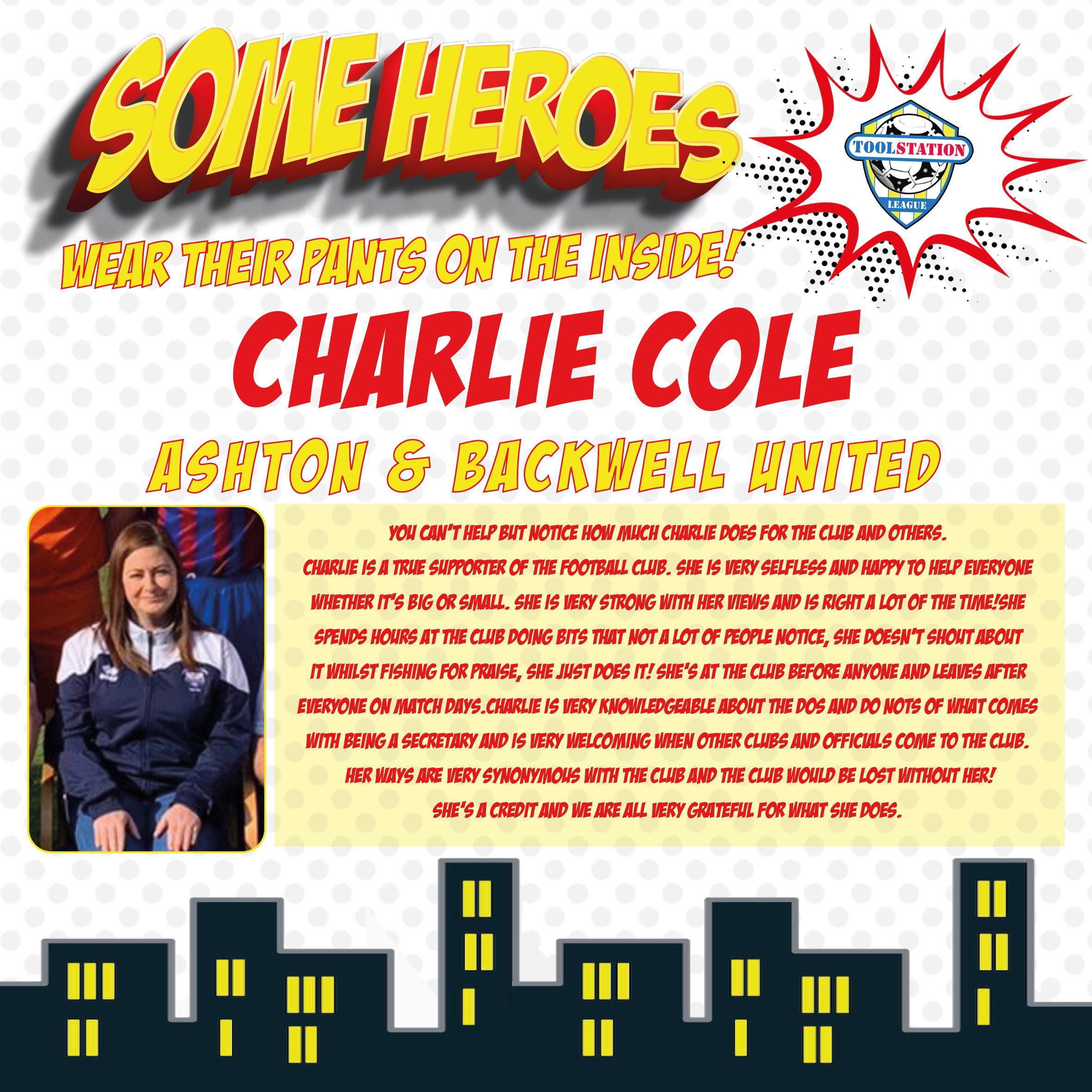 Charlie Cole