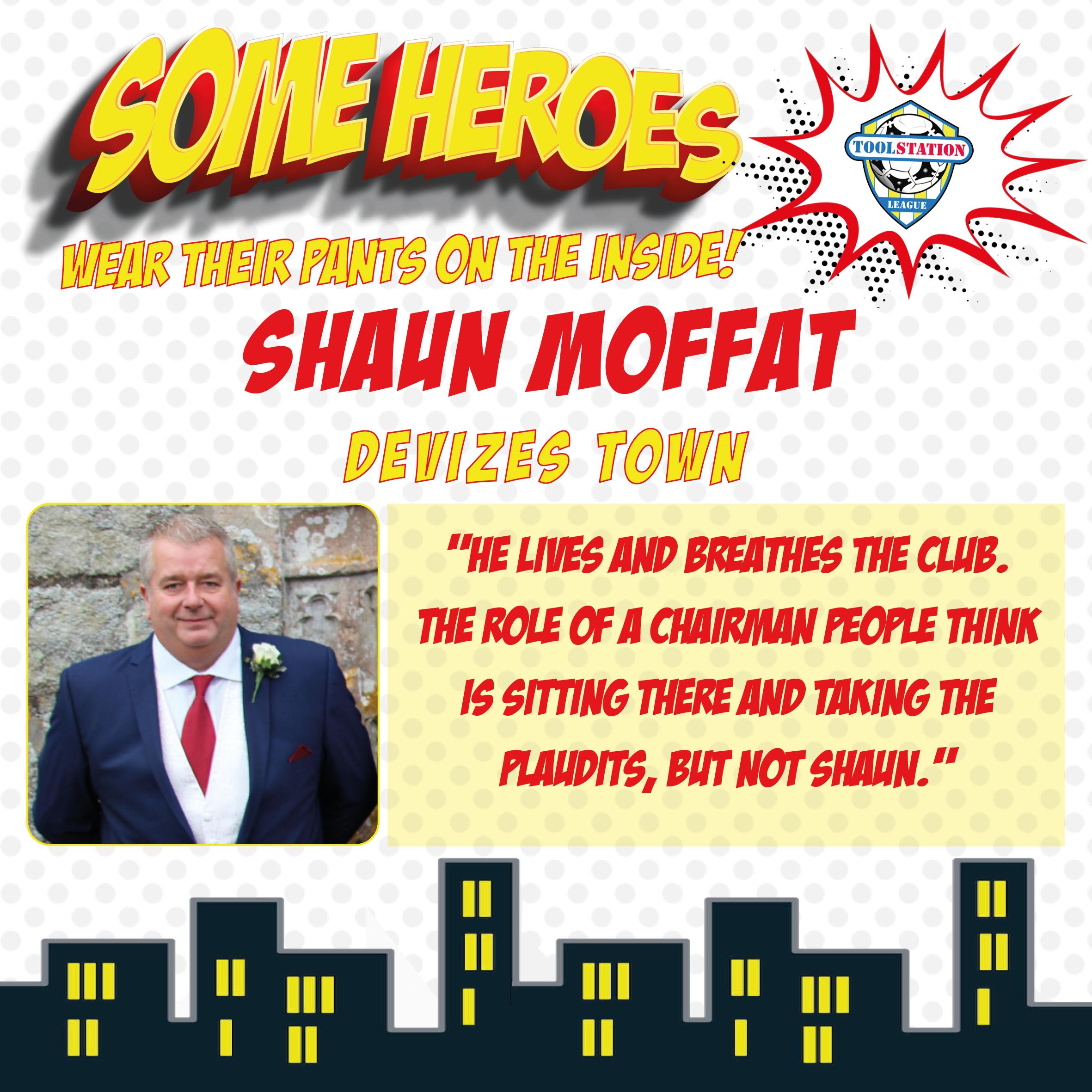 Shaun Moffat