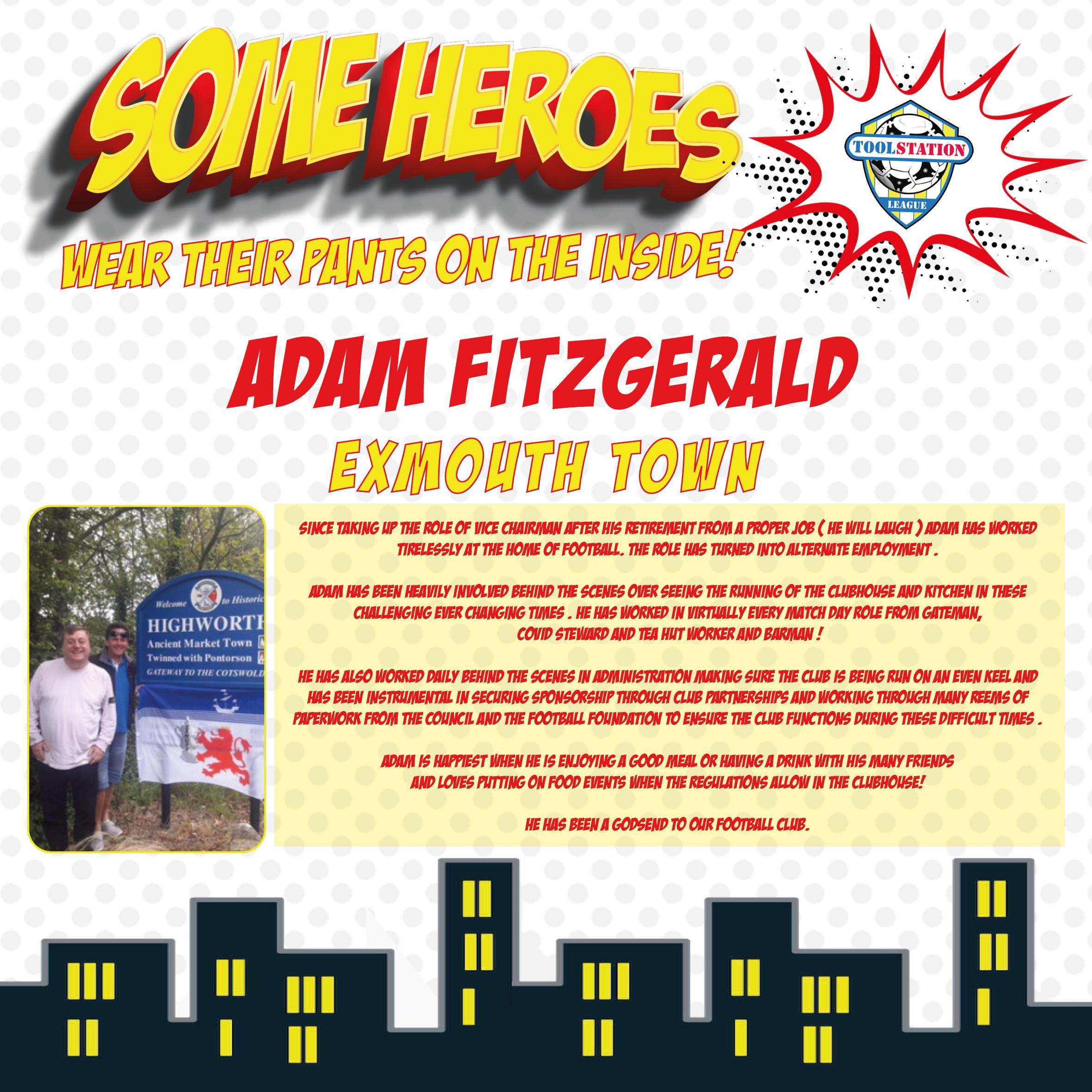 Adam Fitzgerald