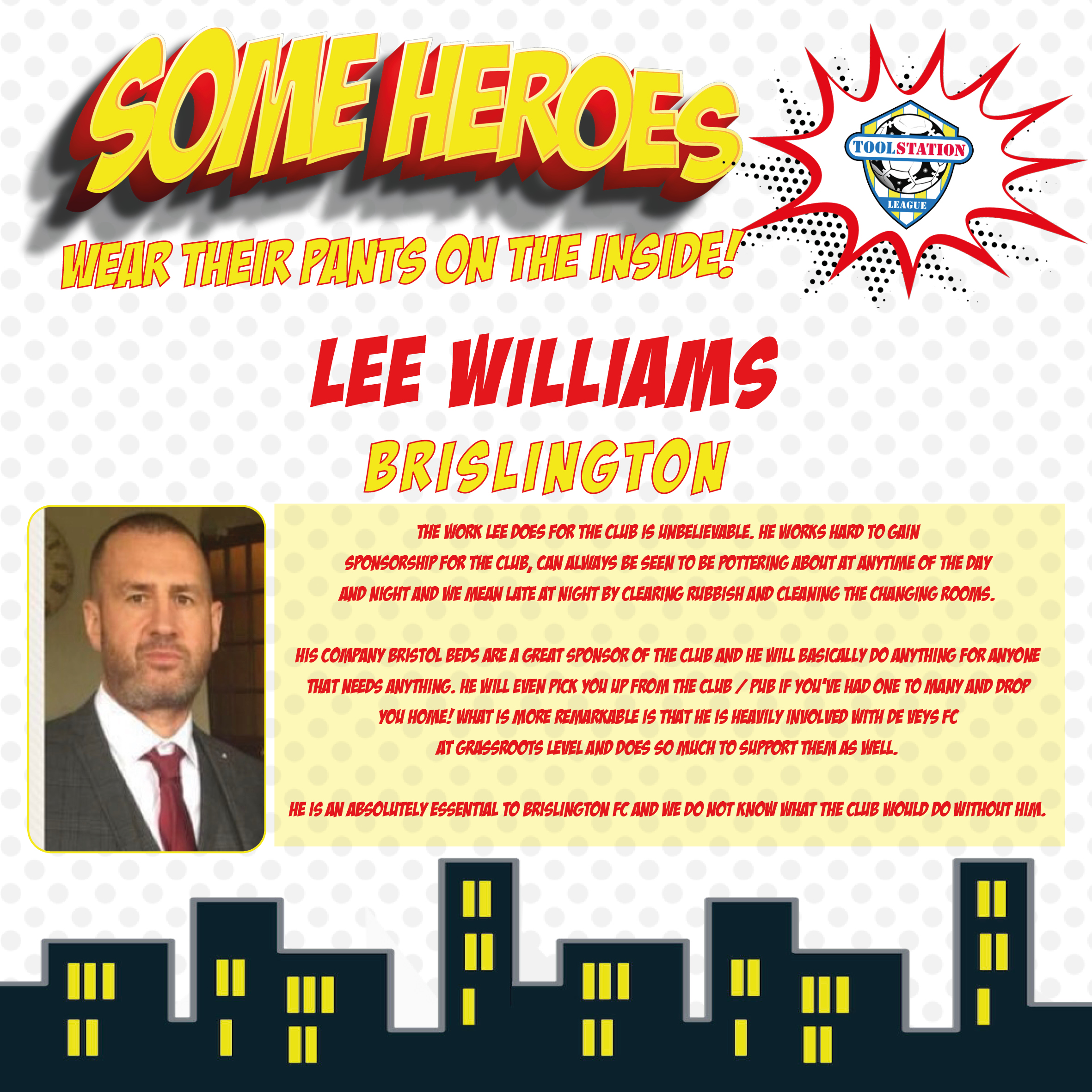 Lee Williams - Brislington