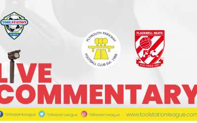 Live Commentary | Plymouth Parkway v Flackwell Heath