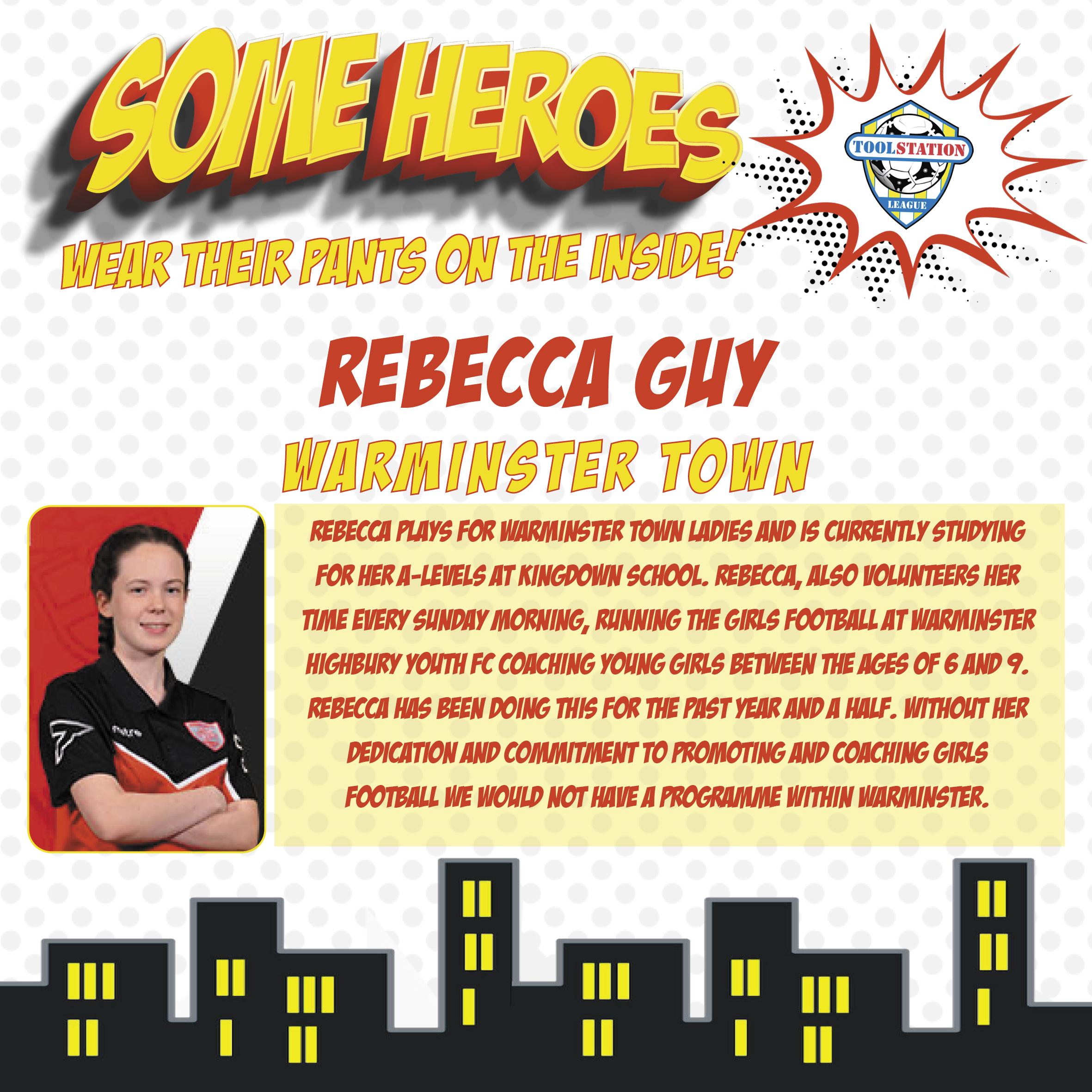 Rebecca Guy