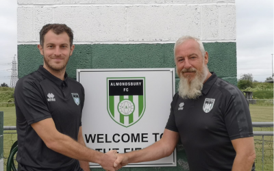 Almondsbury appoint White as Manager