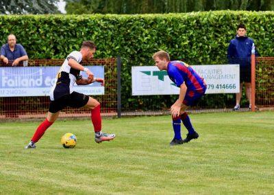 Ashton & Backwell United v Shepton Mallet