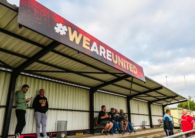 Bridgwater United v Brixham