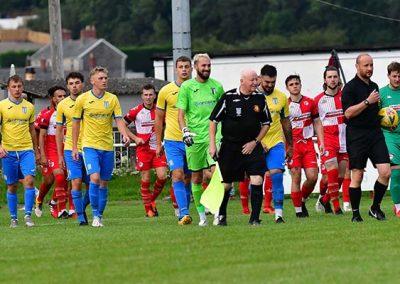 Radstock Town vs Longwell Green Sports