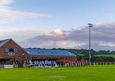 Tavistock v Bridgwater United