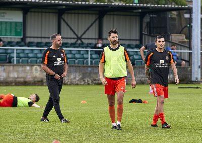 Welton Rovers v Gillingham Town