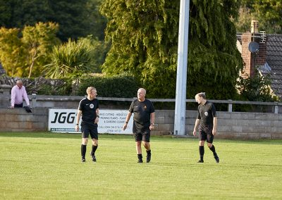 Welton Rovers v Longwell Green