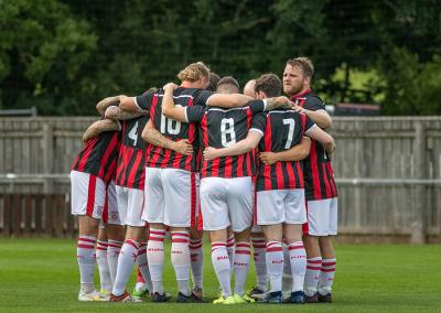 Buckland Athletic v Bridgwater United