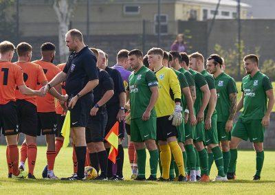 Welton Rovers v AEK Boco